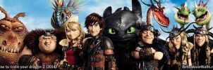 HTTYD2 04 BestMovieWalls dual by BestMovieWalls