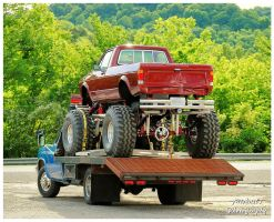 A Cool VW Monster Truck by TheMan268