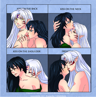 Sesskag Sexy Kiss Meme by Roots-Love