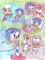 Sonic Kids of a New World  Part 2 by Tails-Fanatic