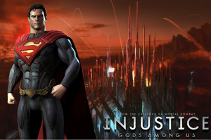 Injustice: Superman Wallpaper by NerdyOwl299