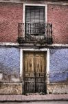 Puerta y Balcon 02 by SuperStar-Stock