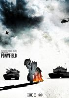 Ponyfield by BrotherPrime