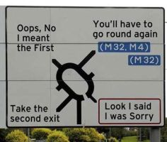 Funny Sign 8 by LostRites