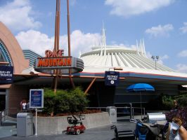 MK Space Mountain 1 by AreteStock