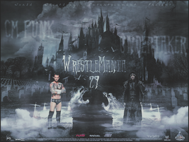 WrestleMania 29 ~ Wallpaper by MhMd-Batista