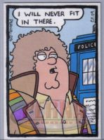 Peter as Dr Who by ElainePerna