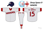 DS9 Baseball Uniform by BJ-O23