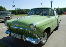 GAZ 21 Volga by dog123456