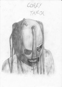 Corey Taylor by D-KenSama78
