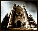 Rosary Cathedral - Toledo, Ohi by roykatalan