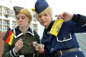 Germany Is Not Amused by CosplayFor2