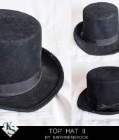 Top Hat II (Stock) by KarvinenStock