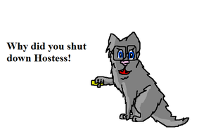 My reaction of Hostess shutting down by biostings
