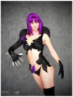 WitchBlade Masane cosplay by ManiacFoxy