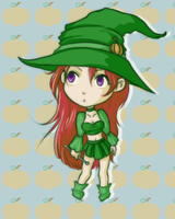 Chibi Elly by TheCatlady
