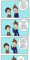 The Doctor Asks About River by CaptainAki13