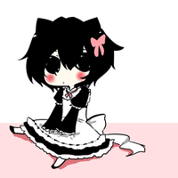 Kitty Maid by Anon6
