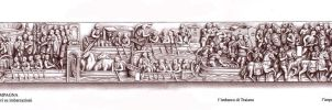 Trajan's column relief by CAPTIVA-bd