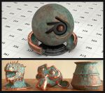 Old Copper material for Blender (no UV's needed) by Nikola3D