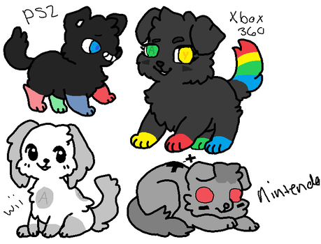 Furry adopts{CLOSED} by swagamuffin1221