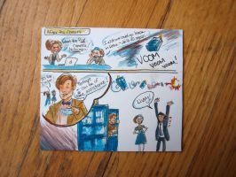 Doctor Who Adventure with Livvy by Jacksparrowsbabe