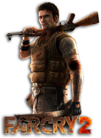 Far Cry 2 Dock Icon by XterryXbogardX