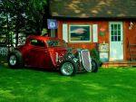 1933 Ford Coupe 2 by TheTortureNeverStops