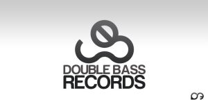 Double Bass Records Logotype by Ikaax
