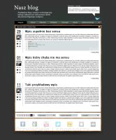 Wordpress Blog Theme by Real99