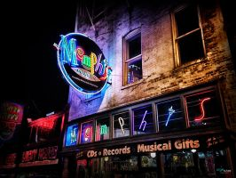 Memphis Neon by rmh7069