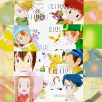 Digimon Adventure by privatecomedy