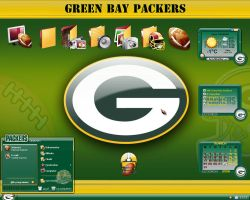 Green Bay Packers by Smokey41