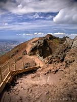 The Path Of Vesuvius by A-Motive