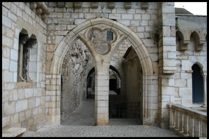 France: One of The Archways by Uttermost