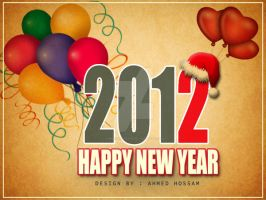2012 by Ahmed-Hossam
