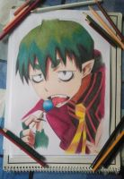 Amaimon - Blue Exorcist by Amer97