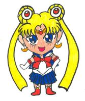 Sailor moon baby by starfire808