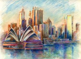 remastered SYDNEY by Repaul