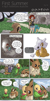 First Summer - A Rijon Adventures Nuzlocke [Pg.14] by Krisantyne