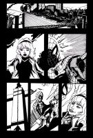 The Amazing Spiderman Sacrifice Page 1 by samrogers