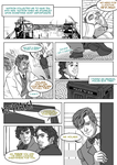 Holmes vs Holmes - Page 02 by ShortlockHolmes