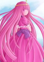Princess Bubblegum (AT) by Elfany-Chan