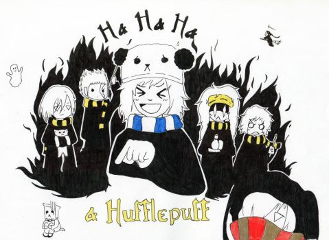 Ha-Ha-Ha Hufflepuff (Part 1?) by RepProg
