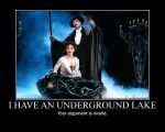 I Have An Underground Lake by MlleRevenant