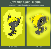 redraw it :D by catsp00ky