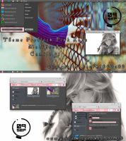 theme PRE BLACK PINK LOVE (modificado) by me by k1000adesign