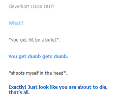 Clever bot...why by rihab724