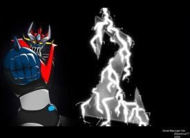 Mazinger Tribute 2 by blackdove77