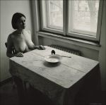 silent breakfast by veftenie